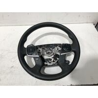 Toyota Aurion GSV50R Steering Wheel Vinyl AT-X Type (Wheel Only) 04/12-Current