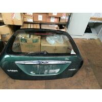 Ford Laser KN-KQ Hatch Tailgate Non-Spoilered Type 02/1999-09/2002