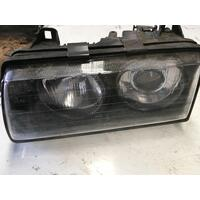 BMW 318i E21 Left Headlight E36 CPE/SED (Has Pimple) 11//94-09/00