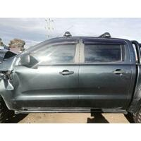 Ford Ranger PX T6 LHF Door Glass Dual Cab 06/2011-Current