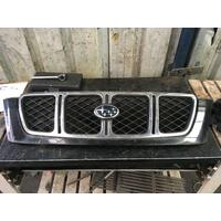 Subaru Forester GX Grille VIN-JF2SF5 01/2000-06/2002