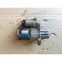 Holden COMMODORE Starter Motor 3.6 V6 VZ 08/04-07/05 ALLOYTECH