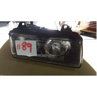 BMW 318i E21 Sedan Right Corner Light 11/1991-09/2000