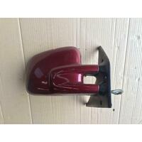Volkswagen CARAVELLE Right Door Mirror T4 Van/Wagon CONVEX 11/92-08/04