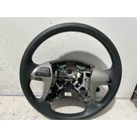 Toyota Aurion GSV40 AT-X Steering Wheel (Read Desc) 10/2006-03/2012