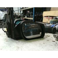 Mazda 2 DY Right Door Mirror Power Green 12/2002-08/2007