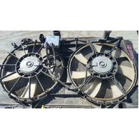 Toyota Aurion GSV40 Dual Fan Assembly 10/2006-03/2012