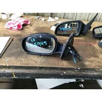 Daewoo Lanos Left Door Mirror Manual 09/1997-12/2002