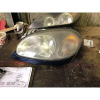 Daewoo Lanos Left Head Lamp 09/1997-10/2003