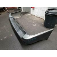 Lexus LX470 UZJ100 Rear Bumper Bar Paint:6R1