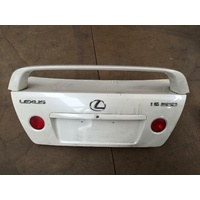 Lexus IS200/IS300 Tailgate with Spoiler 2 Post Type 03/99-12/05