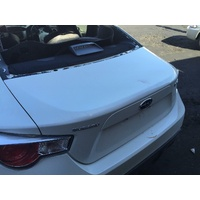 Subaru BRZ Z1 Coupe Boot Lid 2012-2015 Wrecking Car