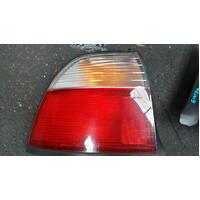 1996 Honda Accord Sedan Left Hand Rear Taillight (Wrecking Car)