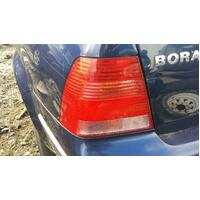 Volkswagen Bora 1J Left Hand Rear Taillight 06/01-12/05 Wrecking Car