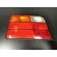 BMW 318i E36 Sedan Left Tail Light Amber Flasher Type 1991-2000