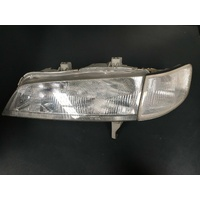 Honda Accord CD Left Head Lamp w/ Corner Light 001-6678 1993-1997