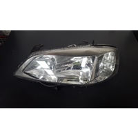 Holden Astra TS Left Hand Front Headlight Headlamp 09/1998 - 10/2006