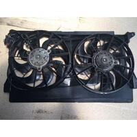Ford Falcon EF EL Thermo Fan Dual Fan Cooling Radiator Thermo Fans 94-98