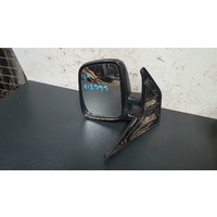 Toyota Corolla AE92 Left Hand Manual Mirror 06/1989-08/1994