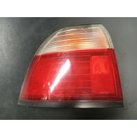 Honda Accord CD Left Rear Tail Light Sedan Genuine 1995-1997