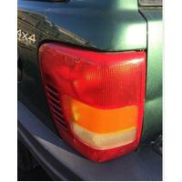 Jeep Grand Cherokee Left Hand Tail Light 06/1999-6/2005