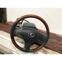 Lexus  RX330 MCU38 steering wheel 04/2003-12/2005