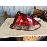 Ford Falcon AU2-AU3 Left Rear Tail Light Sedan Genuine 2000-2002