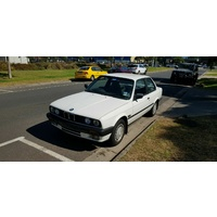 1989 Bmw 318i E30 Coupe Manual Complete Car