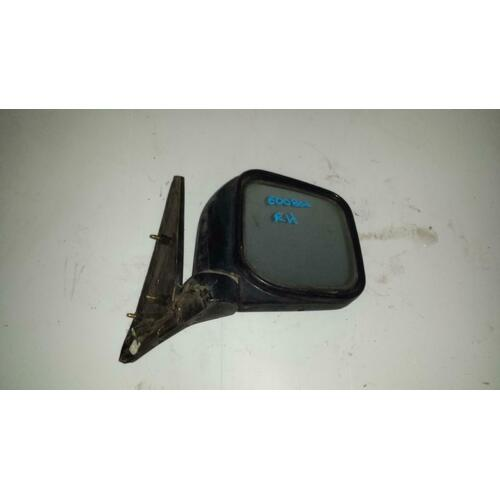 Mitsubishi Pajero NH-J-K-L Right Front Door Power Mirror 05/91-04/00