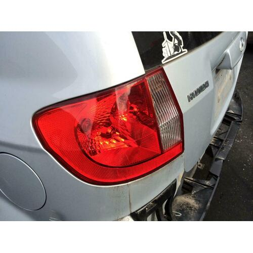 Hyundai Getz Left Hand Rear Taillight TB MY06 10/05-09/11