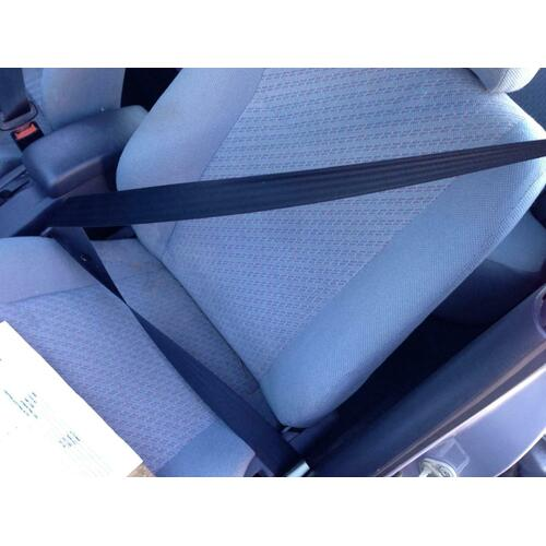 Toyota Corolla AE101, Left hand front seat belt & stalk 09/94 -10/99