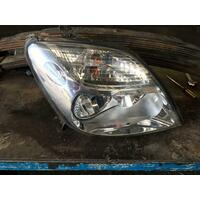 Renault Scenic J64 Right Head Lamp Silver Reflector 05/2001-12/2004