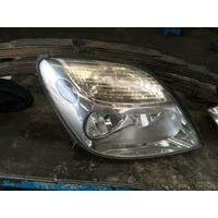 Renault Scenic J64 Right Head Lamp Silver Reflector Type 05/2001-12/2004