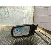 Toyota Camry SV21 Left Door Mirror Power Black 03/1987-12/1992