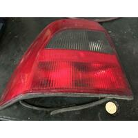 Holden Vectra JS Sedan/Hatch Left Taillight Tinted Blinker 08/98-02/03