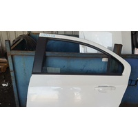 Holden Barina TM left rear door wonidow glass 11/2011-2018