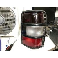 Mitsubishi Pajero NH Right Tail Light In-Body Clear Blinker 05/91-12/93