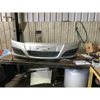 Holden Astra Front Bumper with Reinforcement Bar AH 10/2004-03/2007