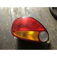 Daewoo Matiz M150 Left Tail Light 08/2002-12/2004