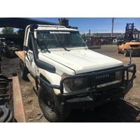 Toyota LandCruiser 75 Series Snorkel Only