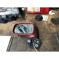 Suzukia Liana RH41 Left Door Mirror SI Power 10/2001-02/2004