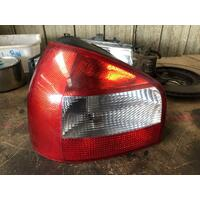 Audi A3 8L Left Tail Light White Reverse Light (Rectangle) 11/2000-05/2004