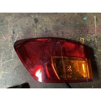 Lexus IS250 GSE20 Sedan Left Tail Light Horizontal Type 11/2005-09/2008