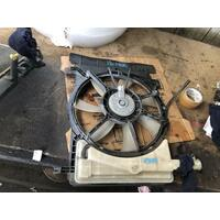 Toyota Yaris NCP90 Radiator Fan Assy. 10/2005-Current