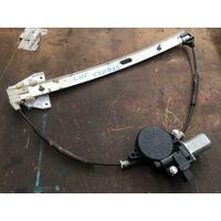 Mazda 2 Door Left Front WIndow Regulator DE SERIES Power 5DR Hatch 09/07-09/14