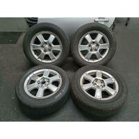 Toyota Camry SK36 16 Inch Alloy Wheels 08/02-05/06