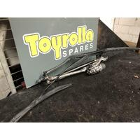 Toyota AURION Wiper Motor/ Linkages & Wiper Arms GSV50 04/12-08/17 Front