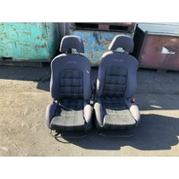 Ford Falcon BA-II XR6 Front Seats (Left+Right) Cloth 10/2002-09/2005