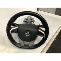 Holden COMMODORE Steering Wheel Leather with Controls VE 08/06-04/13