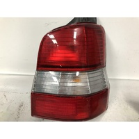 Mazda 121 Right Tail Light METRO Genuine 11/96-03/00